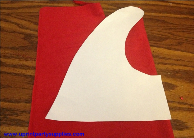 Superhero Party Capes 6 5x7